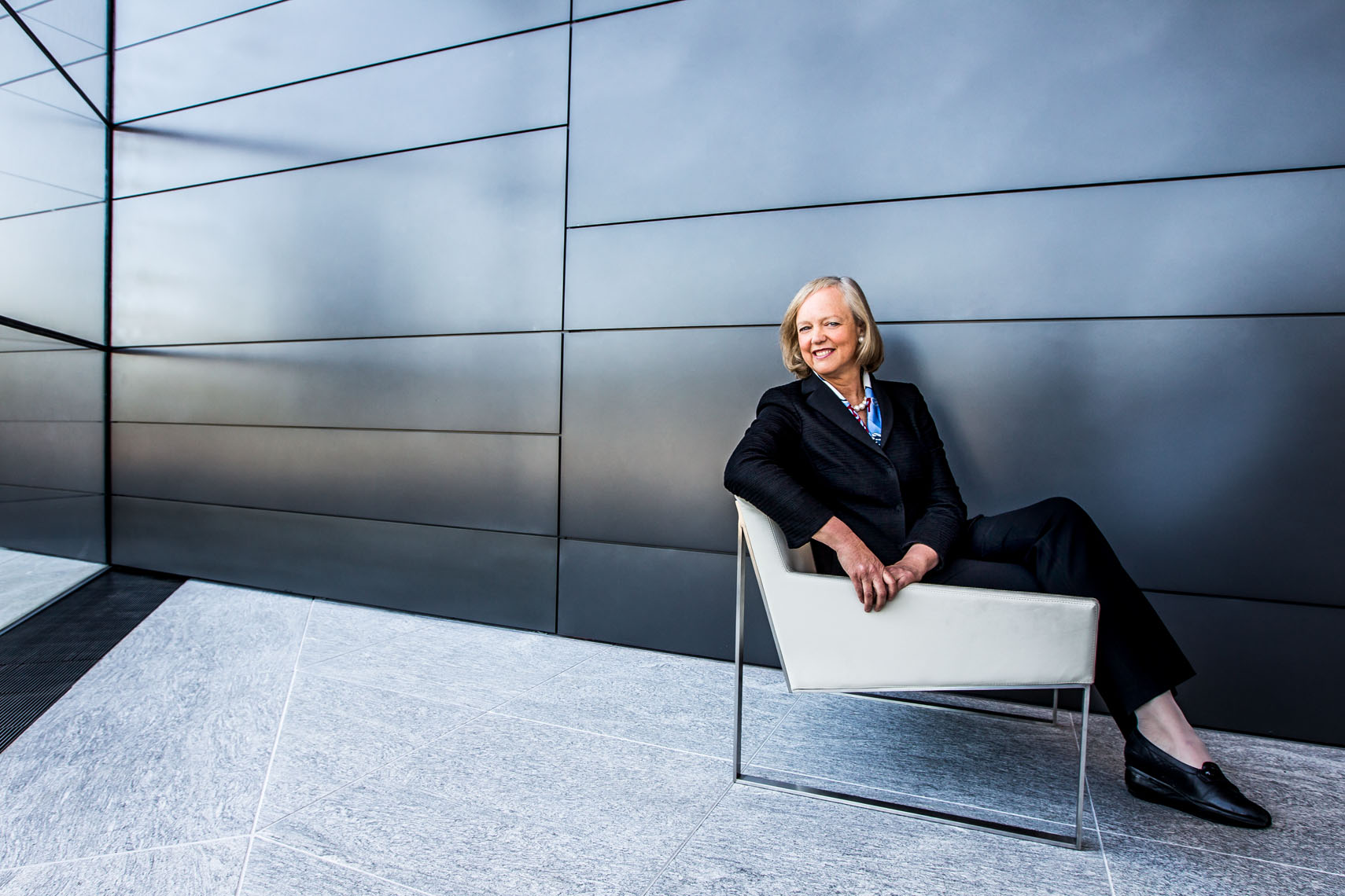 Eric Millette Photo Meg Whitman HP for Forbes Magazine